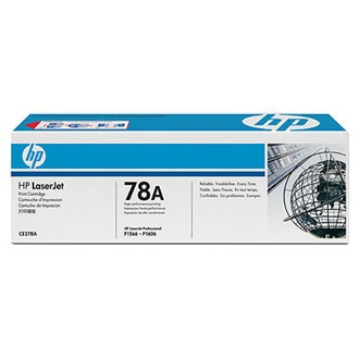 HP CE278A toner Fekete