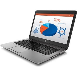 HP EliteBook 840 G1 notebook ezüst