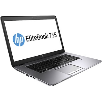 HP EliteBook 755 G2 notebook ezüst