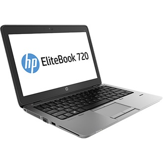 HP EliteBook 720 G1 notebook ezüst