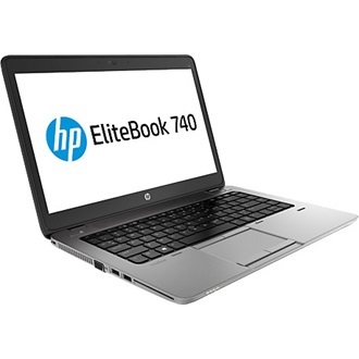 HP EliteBook 740 G1 notebook fekete