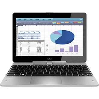HP EliteBook Revolve 810 G3 ultrabook ezüst