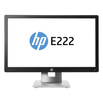 "HP EliteDisplay 22"" IPS LED monitor fekete"