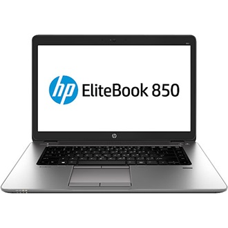 HP Elitebook 850 notebook ezüst