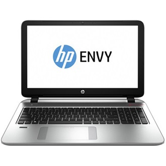 HP Envy 15 notebook ezüst