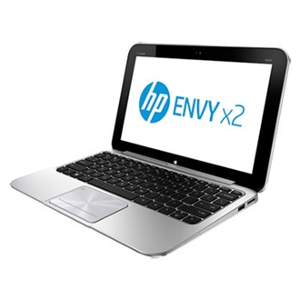 HP Envy 2x 11-G001EN notebook/tablet ezüst