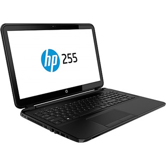 HP 255 G2 notebook fekete
