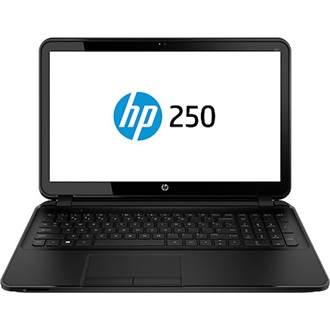 HP 250 G2 notebook fekete