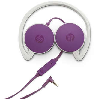 HP H2800 Headset lila