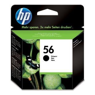 HP INK CARTRIDGE NO 56 BLACK INK CARTRIDGE tintapatron fekete