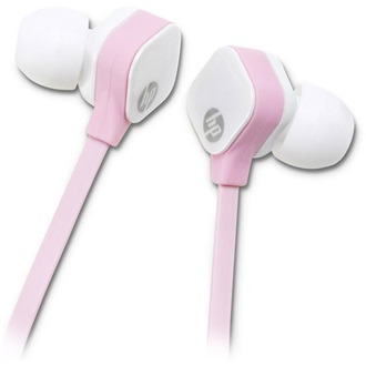 HP In-Ear Stereo Headset H2310 Blink Pink)