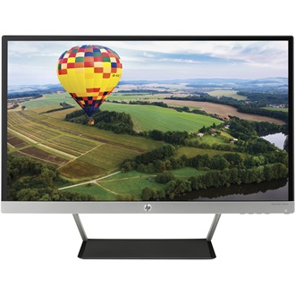 "HP LED IPS Monitor 24"" Pavilion 24cw, 1920x1080, 1000:1, 250cd, 8ms, D-sub, HDMI, Fekete"