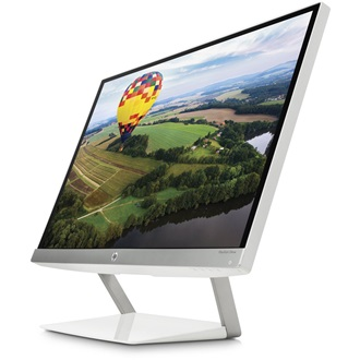 "HP LED IPS Monitor 24"" Pavilion 24xw, 1920x1080, 1000:1, 250cd, 8ms, D-sub, HDMI, Fehér"