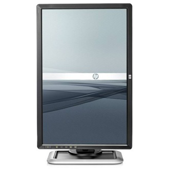 "HP LP2480ZX 24"" LCD monitor fekete"