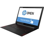 HP Omen 15-AX200NH gaming notebook fekete