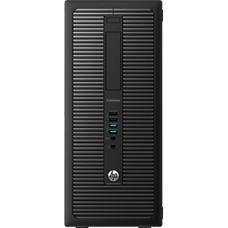 HP PC EliteDesk 800 G1 TWR Core i5-4590 3.3GHz, 4GB, 500GB, DVD-RW, Win 7/8.1 Prof. 64 bit