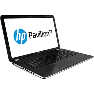 HP Pavilion 17-E150SH notebook fekete