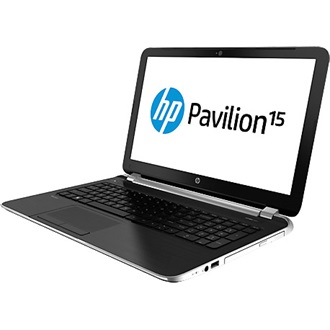 HP Pavilion 15-N051SH notebook fekete