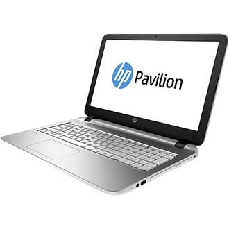 HP Pavilion 15-AB201NH notebook ezüst