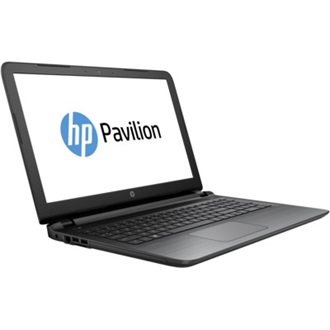 "HP Pavilion 15-AK000NH 15.6"" FHD, Core i5-6300HQ 2.3GHz, 8GB, 1TB SSHD, Nvidia GeForce GTX950, fekete"