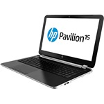 HP Pavilion 15-BC007NH notebook ezüst