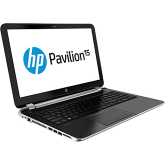 HP Pavilion 15-G200NH notebook ezüst