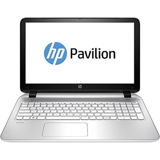 HP Pavilion 15-P257NH notebook ezüst