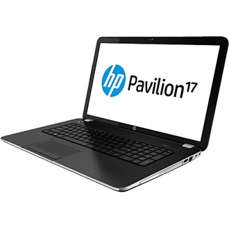 HP Pavilion 17-F100NH notebook fekete