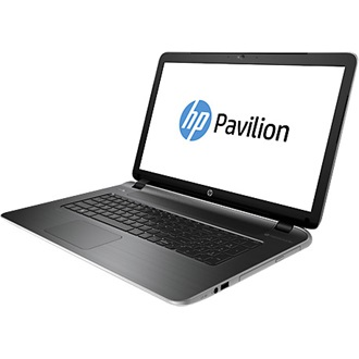 HP Pavilion 17-F201NH notebook ezüst