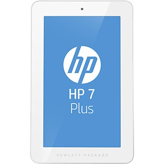 "HP 7 Plus 1301 7"" 8GB tablet fehér"