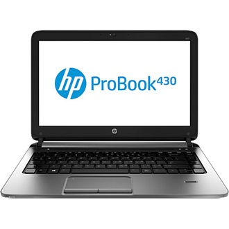 HP ProBook 430 notebook fekete