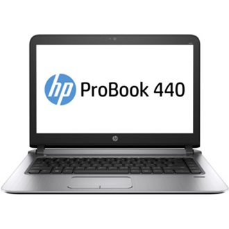 HP ProBook 440 notebook fekete