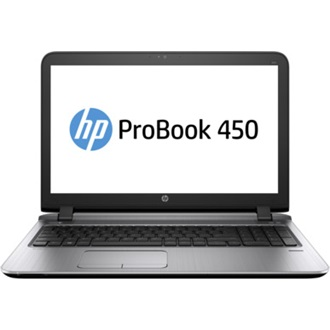 HP ProBook 450 G2 notebook fekete