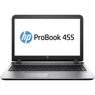 HP ProBook 455 G3 notebook fekete