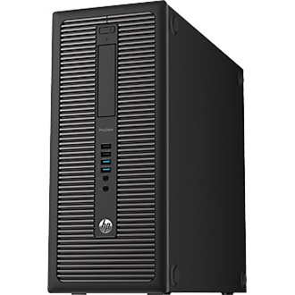 HP 600 ProDesk TWR Intel Core i3-4130, 500GB HDD 7200 SATA, DVD/-RW, 4GB DDR3-1600 (sng ch), Win8 Pro 64 DG to Win7 Pro