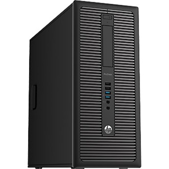 HP 600 ProDesk TWR Intel Core i5-4570, 500GB HDD 7200 SATA, DVD/-RW, 4GB DDR3-1600 (sng ch), Win 7 Pro 64bt, Off Pro, 5