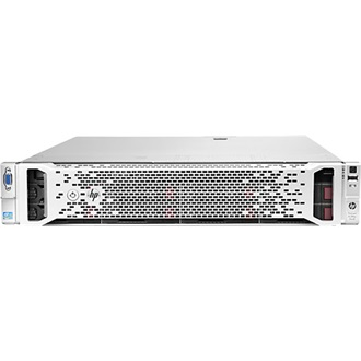 HP ProLiant DL380p G8 2U rack szerver