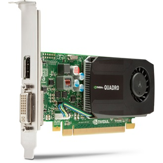 HP Quadro K600 1GB GDDR3 low profile PCI-E x16