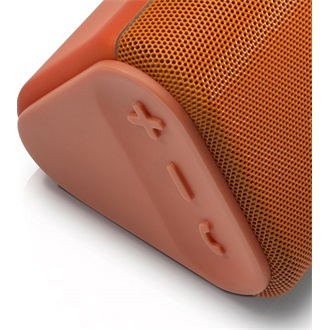 HP Roar Mini Bluetooth Speaker (Neon Orange)