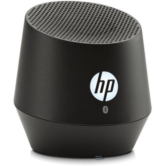 HP S4000 Black Portable Speaker