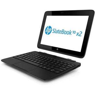 "HP Slatebook X2 10-H010SN 10.1"" 32GB tablet ezüst"