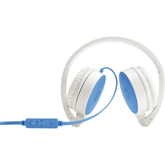 HP Stereo Headset H2800 Ocean Blue