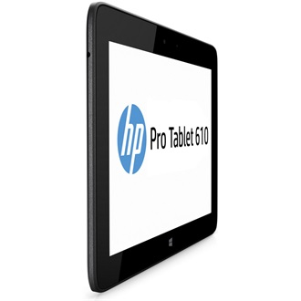 "HP Tablet Pro Tablet 610 10.1"" WUXGA Atom Z3795 1.6GHz, 4GB, 64GB, Win 8.1 BING"