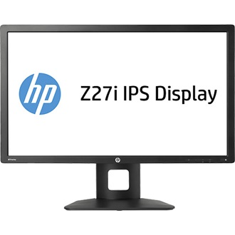 "HP Z27i 27"" IPS LED monitor fekete"