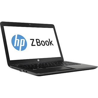 HP ZBook 14 G2 notebook fekete