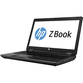 HP ZBook 15 G2 notebook fekete