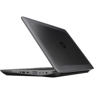 HP ZBook 17 G notebook fekete