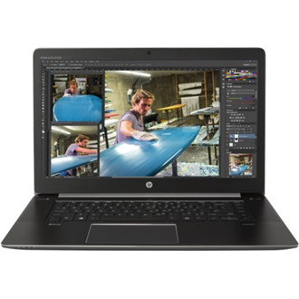 HP ZBook Studio G3 notebook fekete