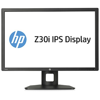"HP Z30i 30"" IPS LED monitor fekete"