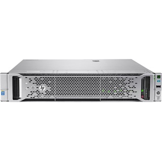 HP rack szerver ProLiant DL80 G9, 6C E5-2603v3 1.6GHz, 8GB, NoHDD, H240, 1x800W